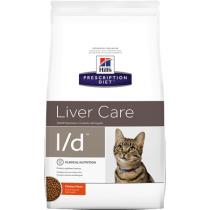 - Feline L/D dry 1,5kg