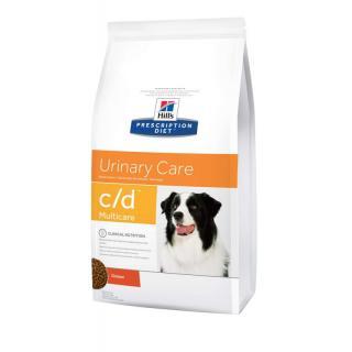 - Canine C/D Multicare 12kg