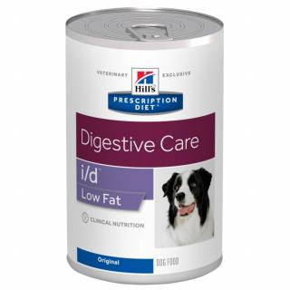 - Canine I/D Low Fat konzerva 360g