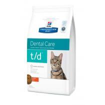 - Feline T/D Dry 5kg