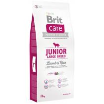 - Care Dog Junior Large Breed Lamb+Rice  12kg