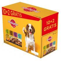 kapsičky pro psy - různé příchutě 12x100g