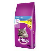 granule pro kočky - Sterile s kuřecím masem 14kg
