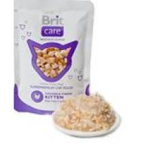 - Care Cat kapsa kitten chicken+cheese 80g