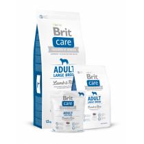 - Care Dog Adult Large Breed Lamb & Rice  1kg