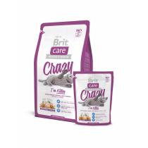 - Care Cat Crazy Kitten  400g