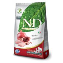 - N&D Grain Free DOG Adult Chicken & Pomegranate 2,5kg
