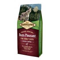 - Carnilove Cat Duck&Pheasant Adult 6kg