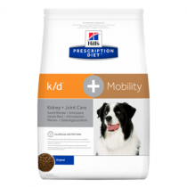 - Canine K/D + Mobility 5kg