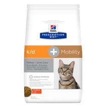 - Feline K/D + Mobility 2kg