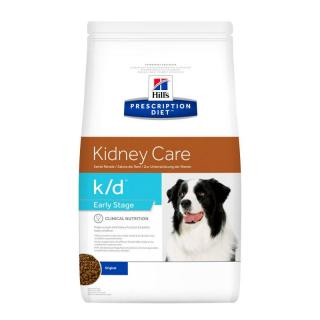 - Canine K/D Early Stage 1,8kg