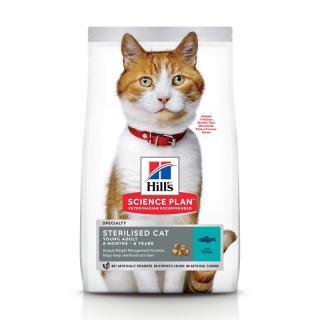 - Feline Adult Young Sterilised Tuna 3 kg