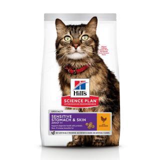 - Feline Adult Sensitive Stomach & Skin 7 kg