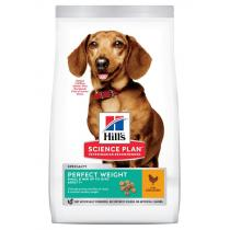 - SP Canine Adult Perfect Weight Small+Mini 6 kg