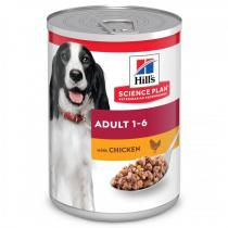 - SP Canine konz. Adult - chicken 370g