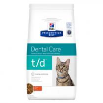 - PD Feline T/D Dry 1,5kg