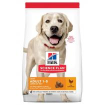 - SP Canine Adult Light Large Breed 2,5 kg