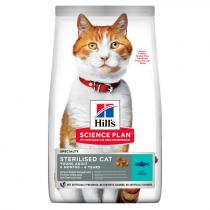 - SP Feline Adult Young Sterilised Tuna 10 kg