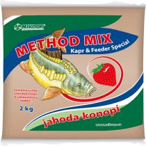 - Method mix 2kg jahoda-konopí