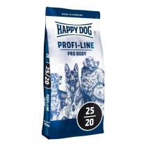 - PROFI-LINE 25/20 Pro Body 15kg