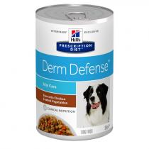 - PD Canine Derm Defense Stew konz.Chicken+Vegetable 354g 9+3zdarma
