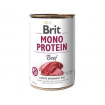 -  Care Dog konz. Mono Protein Beef 400g