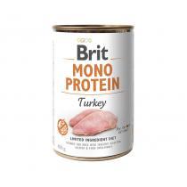 - Care Dog konz. Mono Protein Turkey 400g