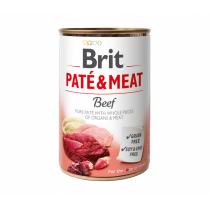- Care Dog konz. Paté & Meat Beef 400g