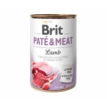 - Care Dog konz. Paté & Meat Lamb 400g