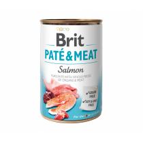 - Care Dog konz. Paté & Meat Salmon 400g