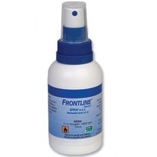 antiparazitika - spray 100ml