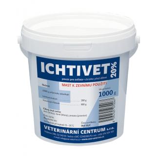 Veterinární masti -  20% 1kg