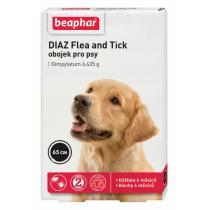 antiparazitika - obojek antiparazitární pro psy DIAZ 65cm