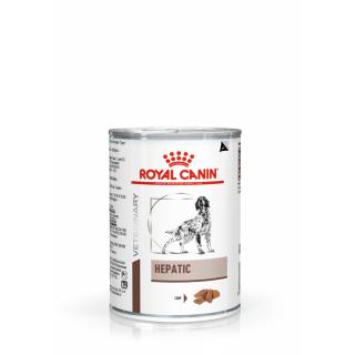 Diety pro psy - VHN Dog Hepatic konz.420g