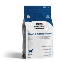 Diety pro psy -  CKD Heart & kidney support 2kg