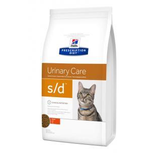 - Feline S/D dry 5kg