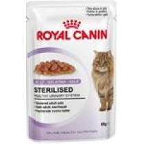kapsička pro kočky - FHN WET KAPSA STERILISED IN JELLY 12X85G